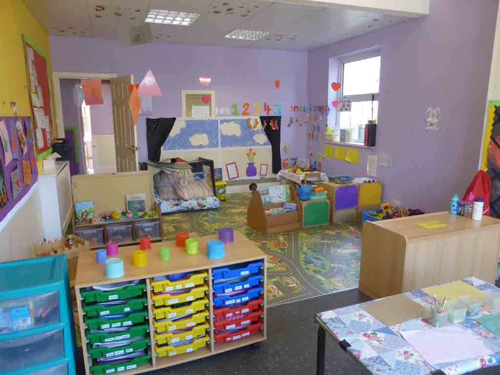 Registered For Children From Birth Through To Five Years Old The Nursery Is Split Into Three Main Areas These Being Book Room Conservatory And